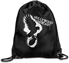 Gym Hollywood Undead Notes From The Underground Cool Drawstring Backpack Sports Bag