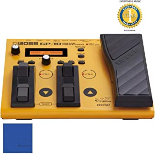 Boss GP-10GK GP-10 Modeling & Multi-Effects Guitar Processor with GK-3 Pickup and 1 Year Free Extended Warranty