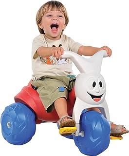 Triciclo Meu Primeiro Tico-Tico Europa, Brinquedos Bandeirante, Multicor