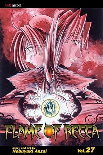 [Flame of Recca: v. 27] (By: Nobuyuki Anzai) [published: July, 2010]