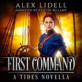 First Command cover art