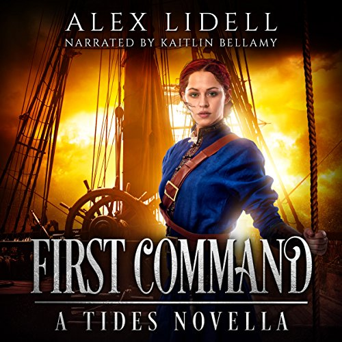 First Command audiobook cover art