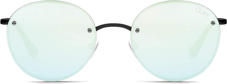Quay Australia Farrah Round Sunglasses