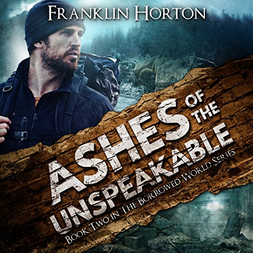 Ashes of the Unspeakable audiobook cover art
