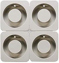 Ijsblokje Aromatherapie Mallen DIY Handgemaakte Siliconen Zeepmal voor Cake Cupcake Muffin Coffee Pudding Candle Pleister ...