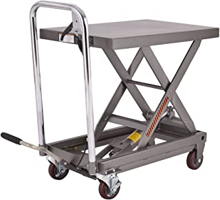 Best hydraulic hand cart Reviews