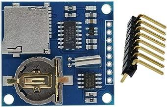 Mini Data Logger Logging Shield Module Board for Arduino for Raspberry Pi Recorder Shield SD Card 3.3V Regululator