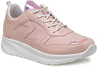 CS20054 Pudra Kadın Spor Ayakkabı