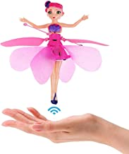 Amazingbuy Flying Fairy Doll for Girls ,Infrared Induction Teen Toys Flying Princess Doll