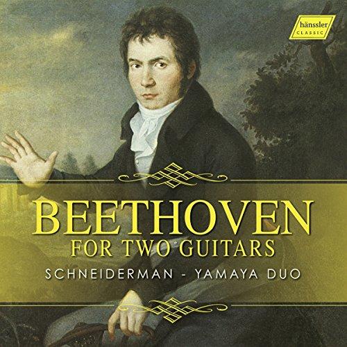 Beethoven für zwei Gitarren