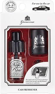 グランセンス カーフレッシュナー アンティークローズ 10mL (車用芳香剤 カーディフューザー 2-3ヶ月 日本製)