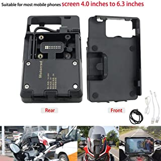 Qiilu Motorcycle Housing Cardan Crash Slider Protector for BMW R1200GS LC 13-17 /& for ADV LC 14-17