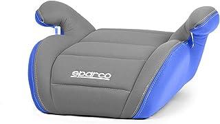 SPARCO Child Booster, Grey/Blue, 00924GR