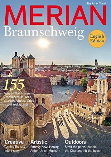 MERIAN Braunschweig: English Edition (MERIAN Hefte)