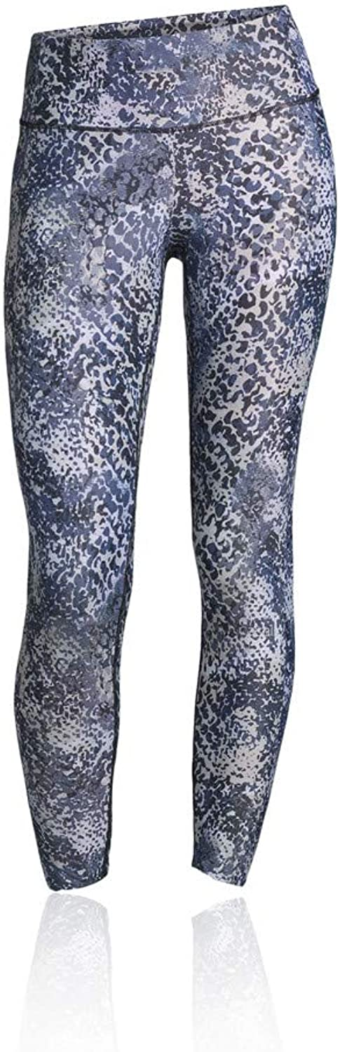 Casall Printed Skin 7 8 Women's Tights  SS19