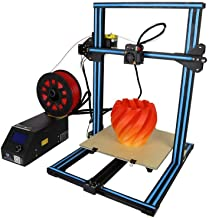 WOL 3D Creality Cr 10S 300 * 300 * 400mm Large Build Area DIY Premium 3D Printer