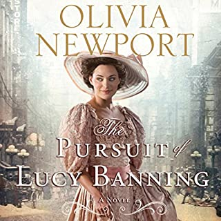 The Pursuit of Lucy Banning cover art