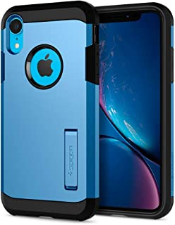 Spigen Tough Armor Designed for Apple iPhone XR Case (2018) – Blue