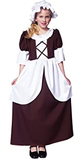 Best girls colonial dress costume Reviews