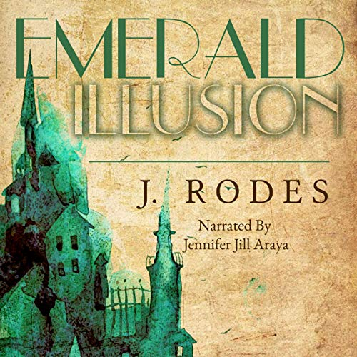 Emerald Illusion audiobook cover art
