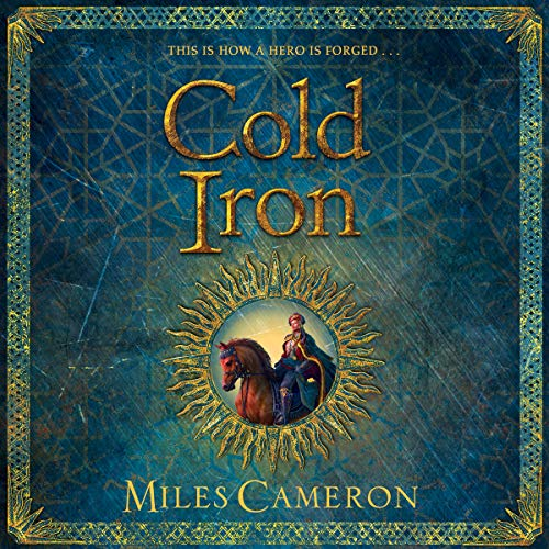 Couverture de Cold Iron