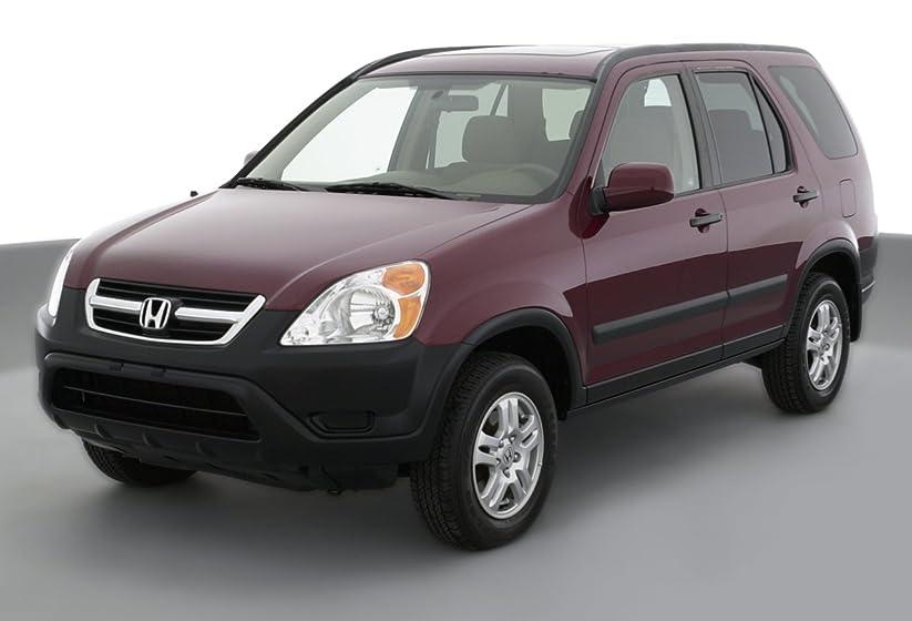 2002 honda crv tires size