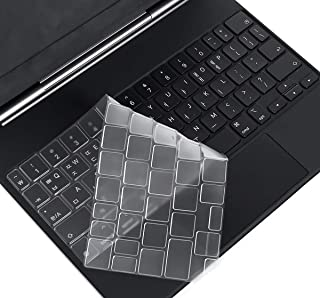 CaseBuy Ultra Thin Keyboard Cover for New Apple iPad Pro 11 2020 Release with Magic Keyboard(2nd Generation), 2020 iPad Pr...