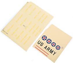 E-flite Decal Sheet UMX B-25, EFLU5557