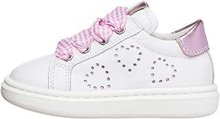 NeroGiardini E021330F Sneaker Kids Bambina Pelle/Tela