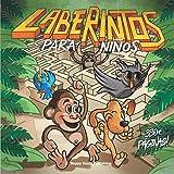 Laberintos para Niños: con más de 250 laberintos únicos y entretenidos (más de 330 páginas) para pasar horas de pura diversión y con todas las soluciones al final del libro!