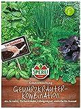 84800 Sperli Premium Kräutersamen Set | 8 Kräuter | Küchenkräuter Set | Samen Kräuter |...