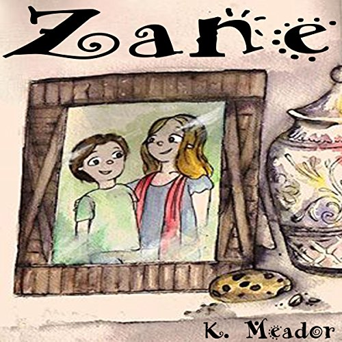 Children's Book: Zane  By  cover art