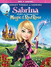 Sabrina Secrets of a Teenage Witch: Magic of the Red Rose Digital