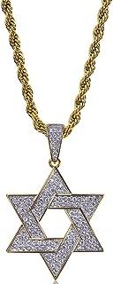 Best pave star pendant necklace Reviews