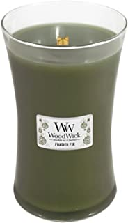 WoodWick Candle Frasier Fir Large Jar