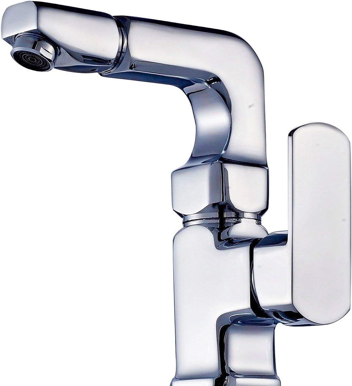 DSJ Warmes und kaltes Basin Basin Basin Basin Bad Waschbecken Wasserhahn Universal Rotation kann gedreht Werden B07FXQC3N3 | Fierce Kaufen