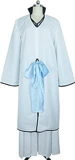 Captain of The 3rd Division Gin Ichimaru Uniform Kimono Cosplay Costume