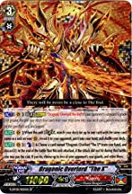 """Cardfight!! Vanguard TCG - Dragonic Overlord """"The X"""" (G-BT01/S05EN) - G Booster Set 1: Generation Stride"""