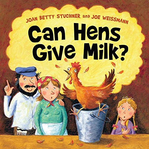 Can Hens Give Milk? (English Edition)
