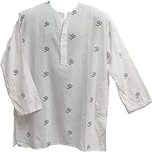 indian block print mens shirts