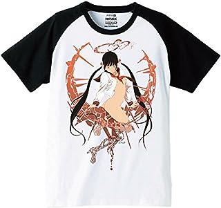 (シシュンキマーブル) 思春期マーブル コミックホットミルクコラボ みかんR HALO Tシャツ