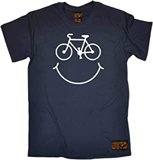 Ride Like The Wind Cycling Tee - Cycle Smile - Mens T-Shirt
