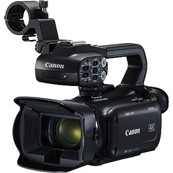 Canon XA40 Professional Video Camcorder, Black