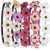 Stirnband Blumen