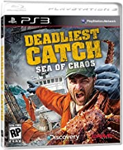 Deadliest Catch: Sea of Chaos Game (PS3)