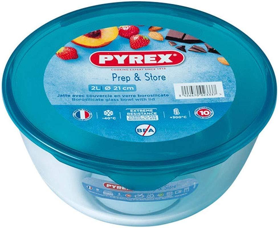 Pyrex Prep Store Bowl 2 0l