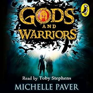Gods and Warriors                   De :                                                                                                                                 Michelle Paver                               Lu par :                                                                                                                                 Toby Stephens                      Durée : 7 h et 50 min     Pas de notations     Global 0,0