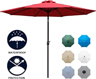 outdoor umbrella replacement