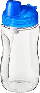 Lock & Lock ABF708T Bisfree Tritan Water Bottle, 350ML with Straw