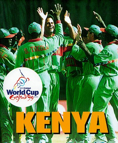 Cricket Mini:Kenya (Cricket World Cup team mini books)
